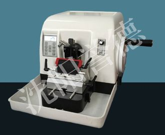 China 70VA Automatic Rotary Microtome With Blade Aiming , 0.5μM -100μM Section Thickness supplier