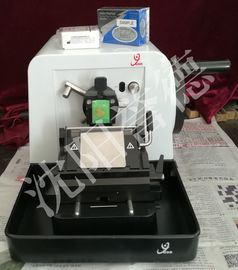 China Histology / Pathology Rotary Microtome 28mm Horizontal Specimen Feed SYD-S2020 supplier