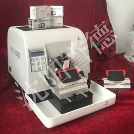 China Rotary Semi Automated Microtome with Adjustable Angle Of Blade Holder SYD-S3020 supplier