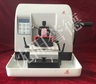 China Medical Device Semi Automated Rotary Microtome Advanced Intelligent Sensing supplier