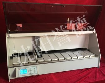 China CE Automatic Tissue Processor Histology Instruments 12 Vessels Reagent Vessel Number supplier
