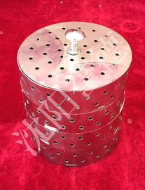 China Durable Medical Equipment Accessories 16 Cassettes Histology Tissue Storage Basket supplier