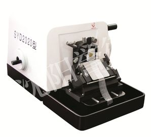 China SYD-S2020 Manual Rotary Microtome 60mm Vertical Specimen Stroke , CE Approved distributor