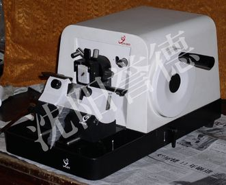 China Manual Rotary Microtome Machine , Histopathology Laboratory Equipment SYD-S2010 factory
