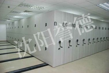 China Strong Structure Pathology Slide Storage Mobile Shelving Storage System SYD-MJ distributor