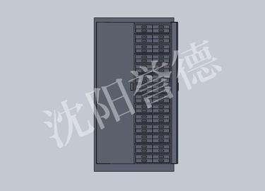 China CE Pathology Slide Storage , Paraffin Block Storage Cabinet 450mm×430mm×650mm distributor