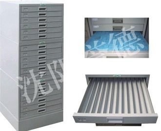 China Biochemical Paraffin Block Cabinet 480mm×480mm×125mm For Hospital Furniture distributor