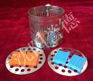 China Automatic Tissue Processor Parts , 20 Cassettes Tissue Processor Baskets distributor