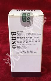 China Ultra Clear Advanced Mounting Resin Without Harmful Organic Solvent  BA-7004 factory