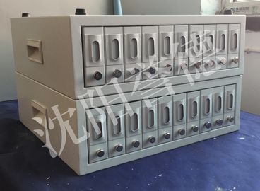 China Commercial  Pathology Slide Storage Cabinet With Specialized Slide Drawer distributor