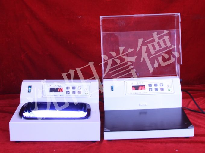 Timing Function Pathology Instrument Slide Dryer With Casted Hot Plate Heating
